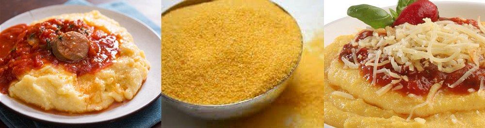 Harina de maíz - Polenta