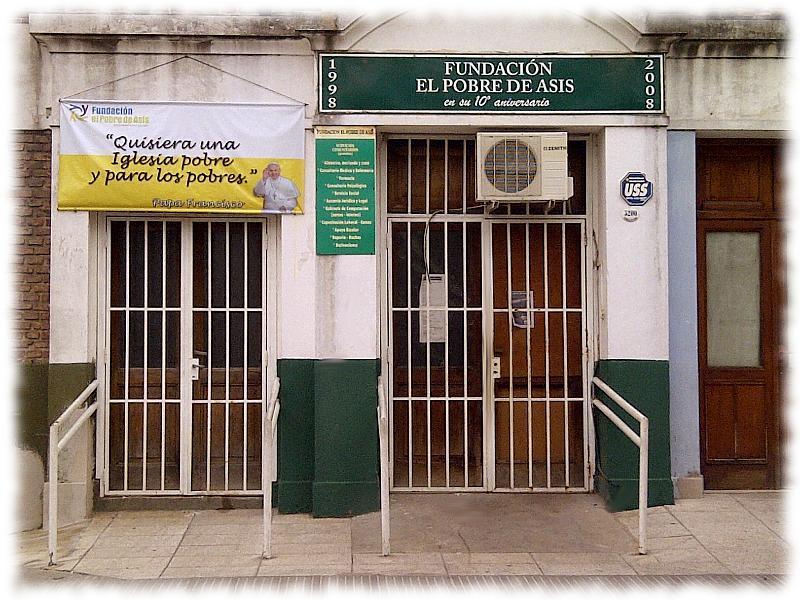 Fundación El Pobre de Asís - Sede Coghlan